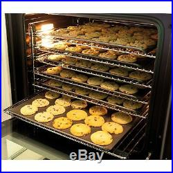 CDA SK310SS 74L Built-In Electric Single Oven
