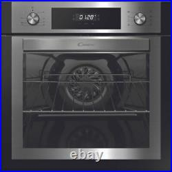 Candy FCNE635X Elite Built In 60cm A+ Electric Single Oven Stainless Steel /