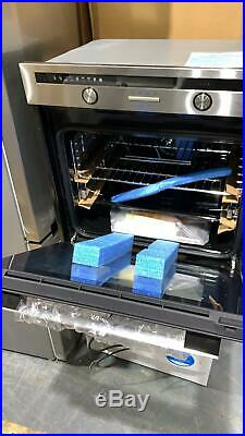 Cooke & Lewis CLMFSTa Built-in Electric Single Multifunction Oven 3484no