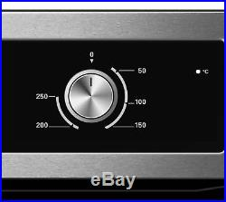 Cookology 60cm Single Built-in Electric Fan Oven & Gas-on-Glass Hob Kitchen Pack