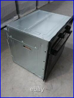 Electra BIS72B Built In Electric Single Oven Black A Rated #LF25183