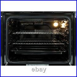 ElectriQ 6 Function Single Oven & 60cm Ceramic Hob Bundle