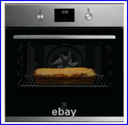 Electrolux KOFGH40TX Single Electric Oven Stainless Steel