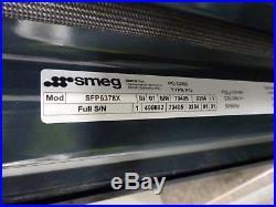 Ex Display Smeg SFP6378X Classic Multifunction Pyrolytic Single Oven NO Knobs