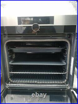 Graded AEG Mastery BPE842720M Built In Electric Single Oven Stainless Steel