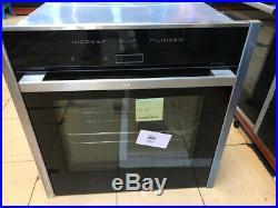 Graded Neff B17CR32N1B 60cm Single Electric Built-in Oven (B-18128) RRP £729