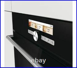 HISENSE ChefPro OP543PGUK Built-in Single Electric Oven A+ 71L Black Currys