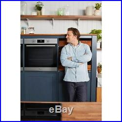 HOTPOINT SA2840PIX Pyrolytic Electric Built-in Single Oven Stainless SA2840PIX