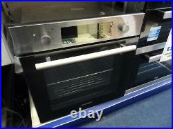 Hoover Built-In Electric Single Fan Oven & Grill HSO8650X Stainless Steel