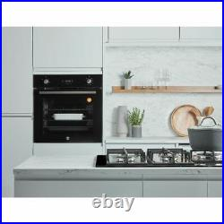 Hoover HOC3UB3158BI H-OVEN 300 Built In 60cm A+ Electric Single Oven Black New
