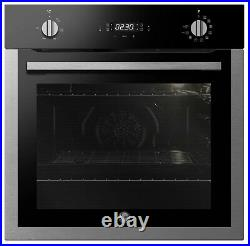 Hoover HOC3UB3158B Built In Easy Clean Single WiFi Electric Oven Black