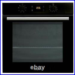 Hotpoint Class 2 SA2540HBL Black Built In Electric Single Oven