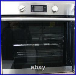 Hotpoint Class 2 SA2840PIX Built In A+ Electric Single Oven Stainless Steel