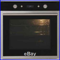 Hotpoint SI6864SHIX Class 6 Built In 60cm A Electric Single Oven Stainless