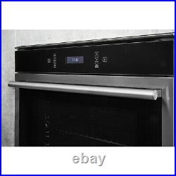 Hotpoint SI6874SHIX Touch Control Multifunction Electric Built-In Single Oven