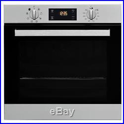 Indesit Aria IFW6340 IX A Rated Built-in Single Fan Oven in Stainless Steel