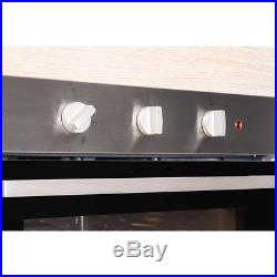 Indesit Aria IFW 6230 IX Built-in Conventional Single Oven in Stainless Steel