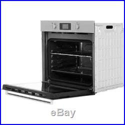 Indesit IFW6340BL Aria Built In 60cm Electric Single Oven Black New