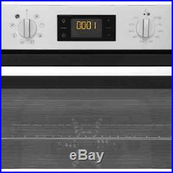 Indesit IFW6340IX Aria Built In 60cm Electric Single Oven Stainless Steel New