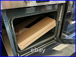 Indesit IFW6340IX Built-in Electric Single Fan Oven with Grill Stainless Steel