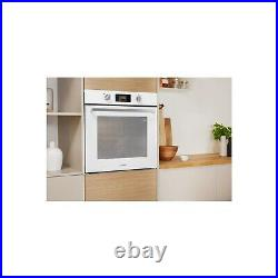 Indesit IFW6340WHUK Eight Function Electric Built-in Single Oven White