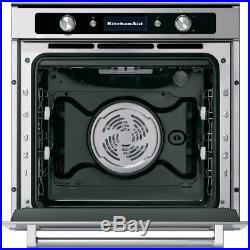 KitchenAid KOLSS 60600 Built-In Single Oven, Stainless Steel