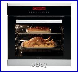 Lamona LAM3703 Touch Control Single Pyrolytic Multi-Function Oven