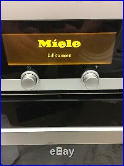 Miele BUILT IN Single Oven Electric Cooker 8314