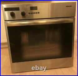 Miele H336B Electric Single oven integrated built in 60cm