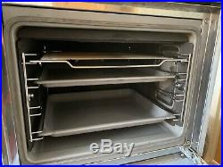 Miele H4450B Single Built-in Electric Oven with Grill Function