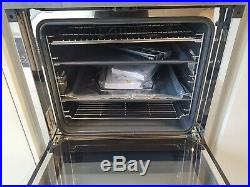 Miele H6860BPX Built In Single Oven Electric