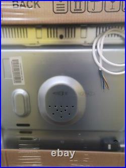 Montpellier SFO65MW Built In Single Multifunction Fan Oven In White Only £169