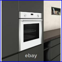 NEFF B1ACE4HW0B N50 Built In 59cm A Electric Single Oven White New