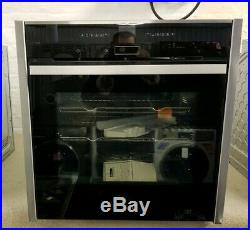 NEFF B27CR22N1B Built In Electric Single Oven Stainless Steel