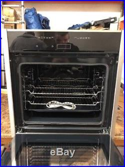 NEFF B27CR22N1B N70 Built In 60cm Electric Single Oven Stainless Steel New