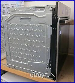 NEFF B3CCC0AN0B N30 Slide&Hide Built In Electric Single Oven Stainless (5683)