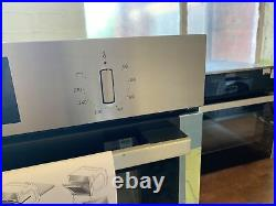 NEFF B3CCC0AN0B Slide & Hide Built In Electric Single Oven Stainless new RRP£608