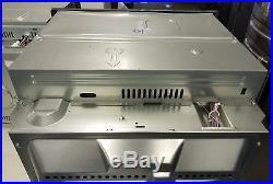NEFF B44M42N5GB Slide & Hide Built In Single Electric Oven Stainless Steel