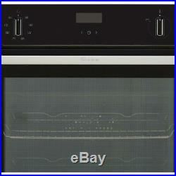 NEFF B4ACF1AN0B N50 Slide&Hide Built In 59cm A Electric Single Oven Stainless