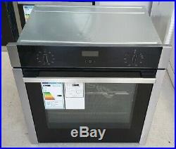 NEFF N50 B3ACE4HN0B Slide&Hide Integrated Built In Single Oven, RRP £699