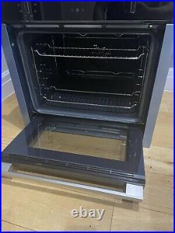 NEFF N50 Slide&Hide B4ACF1AN0B Built In Single Oven Stainless Steel