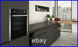 NEFF N50 Slide&Hide B4ACF1AN0B Built In Single Oven Stainless Steel Ref019