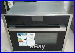 NEFF N90 CircoTherm C27CS22H0B Integrated Built In Compact Single Oven, RRP £899