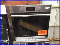NEW HOTPOINT SA2544CIX Electric Built In Single Oven Catalytic 60cm 13AMP Plug 1