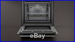 Neff B1GCC0AN0B Built In Stainless Steel Electric Single Oven HW173703