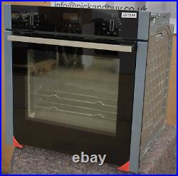 Neff B3ACE4HN0B Slide and Hide Built-In Single Oven Stainless Steel #2291204