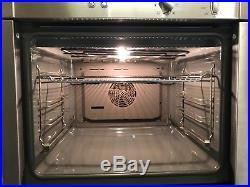 Neff B44M42N3GB Slide N Hide Multifunction Single Electric Oven Stainless Steel