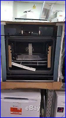 Neff B44M42N5GB Built in Slide & Hide Single Oven Stainless Brand new