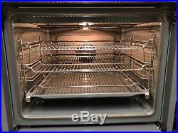 Neff B44M43N3GB Slide N Hide Multifunction Single Electric Oven Stainless Steel