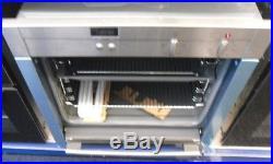 Neff B44S32N3GB built-in single oven Electric Stainless steel Slide&Hide door